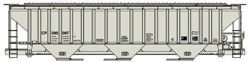 ACURAIL6545COVEREDHOPPER