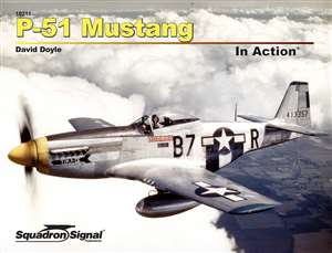 BOOKSSQUADRONP51MUSTANGINACTIONSS10211