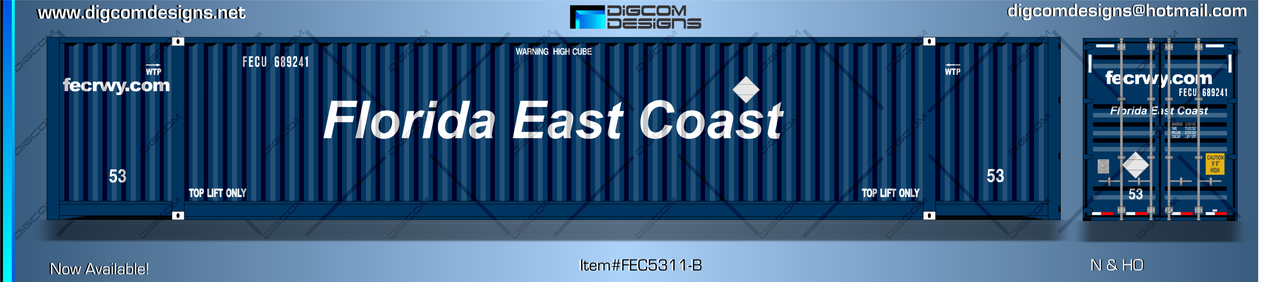 DIGCOMFEC5311BNEW