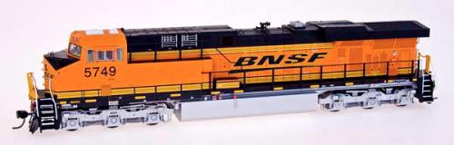 INTERMOUNTAIN RAILWAY ES44AC LOCOMOTIVE ( NEW IMAGE ) BNSF