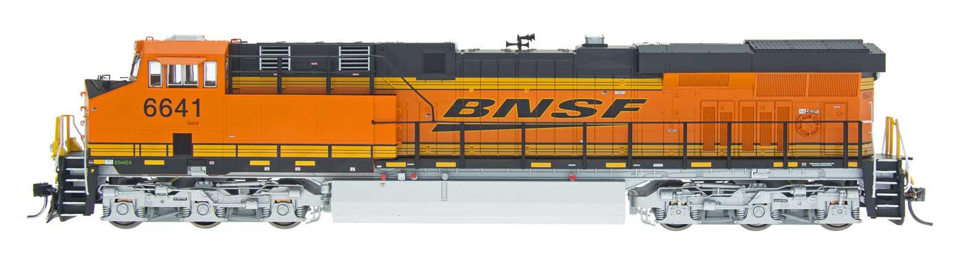 INTERMOUNTAIN Railway ES44AC BNSF