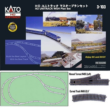 KATO1-103HOSCALETRACKSET