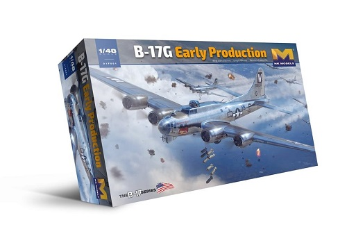HK  MODELS B-17 EARLY PRODUCTION KIT