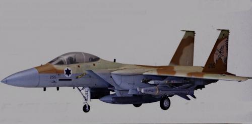 Hammers F-15E Strike Eagle Ra'am F-4 Phantom B-17 Bomber Israeli Air Force Book