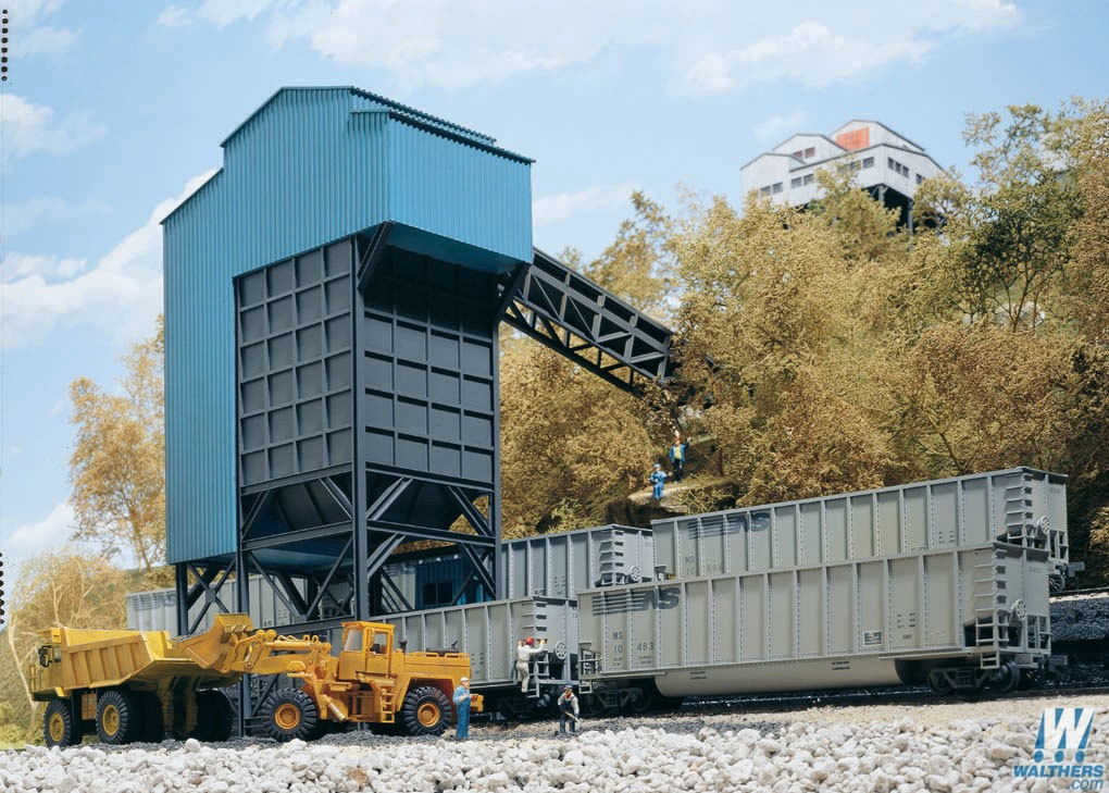 Walthers Valley Cement : Walthers structures page